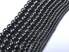 New Ball Black Magnetic Hematite Spacer Charms Beads Findings 5 Sizes U choose