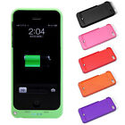 2200mah External Battery Backup Charger Case Power Bank For Iphone 5 5s