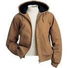 Dri Duck Cody Hooded Canvas Jacket Womens