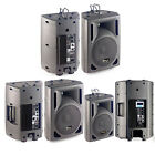 Stagg Professional PA DJ Stage Speaker Passive or Powered Active Single ABS