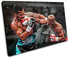 Boxing Floyd Mayweather Sports SINGLE CANVAS WALL ART Picture Print VA