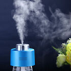 Home Air Humidifier Purifier USB Bottle Cap Steam Aroma Vaporizer Mist Diffuser