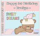 First lullaby Gift: 1st Christmas, Birthday, Easter ✿ Personalised Gifts 4 Kids