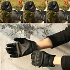 Racing Military Army Tactical Full Finger Gloves Airsoft Motorcycle CS Paintball