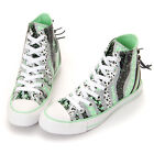 Brand New CONVERSE Chuck Taylor All Star Tri Zip Women's Casual Shoes 544860C