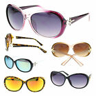 Womens Diva Ankh Jewel Hinge Round Oval Butterfly Designer Fashion Sunglasses