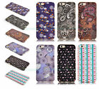 Vintage Paisley Cath Style Floral Flower Back Case Cover for iPhone 5 5C 4 6 6S