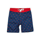 Brixton Mfg Co. Generator Men's Boardshorts Navy/Red Street/Skate/Casual
