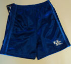 Boys Girls KA Inc Brand Blue University of Kentucky UK Jersey Shorts Size S M
