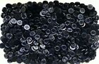 Small 12mm Navy Blue Quality 4 Hole Shirt Buttons Sewing Craft 25 50 100 (ML01)
