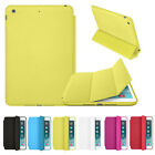 Luxury Slim Stand Smart Case Leather Back Cover For iPad mini Retina Low-Price