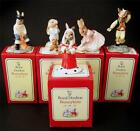 Royal Doulton Bunnykins Figurine / Beatrix Potter / Boxed