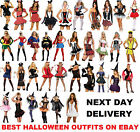 Ladies Halloween Fancy Dress Costumes Womans Party Adult Sexy New Girls Devil