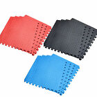 New Interlocking Soft Foam Floor Mats Gym Garage Exercise House Office Play Mat