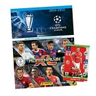 ADRENALYN UEFA CHAMPIONS LEAGUE 2014 2015 CARDS / STARTER PACK + FOOTBALL BAND