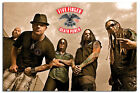 Five Finger Death Punch Band Cover Large Poster New - Maxi Size 36 x 24 Inch