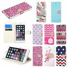 PU Leather Wallet Card Holder Stand Cover Case Pouch For Apple iPhone 6 Plus 5.5
