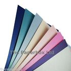 A4 Pearl Shimmer Craft Paper, double sided, choose colour & pack size