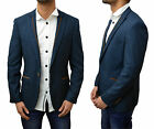Mens Marc Darcy Blazer Designer Regular Fit Smart Casual Suit Coat Lewis Jacket