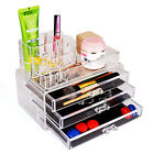 Professional Large Aluminium Cosmetic Make Up Box Vanity Jewellery Saloon Case