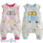 "Vaenait BabyToddler Boys Girls Clothes Blanket Sleepsack ""Cotton Owl"" 1-7T"