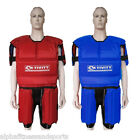 Morgan Reversable Training Suit Rugby NRL AFL League Protection Body Armour New