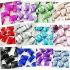 Rectangle Rhinestone 4mm x 6mm Flat Back Bling Crystal Scrapbooking