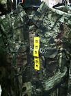 Youth Explore Long Sleeve Button Up Camo Shirt Mossy Oak Break Up Infinity