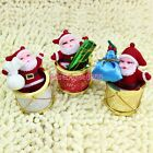 Santa Claus Gift Percussion Christmas Tree Pendant Hanging Decoration Ornaments