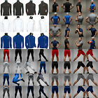 Men's Compression Base Layers Fitness Sports Shirt T-Shirts Cycling Shorts Pants