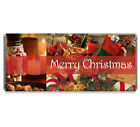 Christmas Collage Personalized Candy Bar Wrappers - Great Christmas party favors