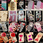 New Crystal Diamond Bling luxury  Hard Back Case Cover For Samsung Galaxy