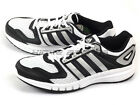 Adidas Galaxy Lightweight Breathable Running Sneakers White/Silver/Black M18660