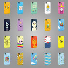 ADVENTURE TIME WITH FINN JAKE CASE COVER FOR iPHONE SAMSUNG OR LG ANIMATED SERIE