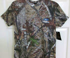 FORD TRUCKS TRUETIMBER CAMO EMBROIDERED LOGO SHORT SLEEVE TEE SHIRT