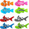 ROBOT FISH ROBOTIC ROBO BATTERY OPERATED CLOWNFISH SHARK KID TOY CHRISTMAS PET