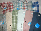 NWT $45 Columbia Men's Plaid Short Sleeve Shirts M L XL Green Blue Black Tan ...