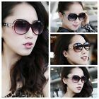 Hot Women's ladies Retro Vintage Shades Eyewear Fashion Designer UV Sunglasses