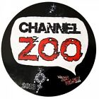 OFFICIAL Zoo Project Ibiza: Channel Zoo Ibiza 2013 Large Black Sticker RRP £4.00