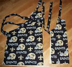 CHILD APRONS ONE SIZE UNISEX SPORTS PATTERNS AND MISCELLANEOU S