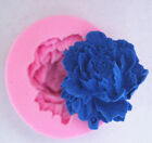 Flower silicone mold for fimo resin polymer clay fondant cake chocolate 180