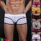 COOL Elastic Sexy Men's Underwear Boxer Briefs Shorts Trunks Pants Panty S -XL