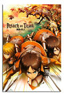 Attack On Titan Japanese Manga Large Wall Poster New - Maxi Size 36 x 24 Inch
