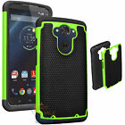 Shockproof Heavy Duty Hard protective Cover Case For Motorola Droid Turbo XT1254