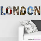 WALL TATTOO London | Cities Sticker | City | | Multiple colours |