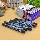 refillable Waterproof Permanent Oil Based Paint Marker Pen black red blue 700#1