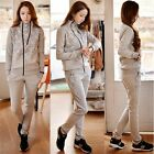 Sportwear Outwear Trousers Women Outfits Tracksuit Running Sweat Pants Sweatsuit