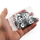 """100 to 1000pcs Metal Candle Wick Sustainer Wick Tabs Diameter 1/2"""" 12mm x 3mm"""