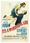 It's a Wonderful Life (1946) - A1/A2 Poster **BUY ANY 2 AND GET 1 FREE OFFER**