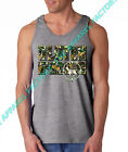New Camo Gluten Free Gray Tank Top shirt hunting camping mossy oak diet workout